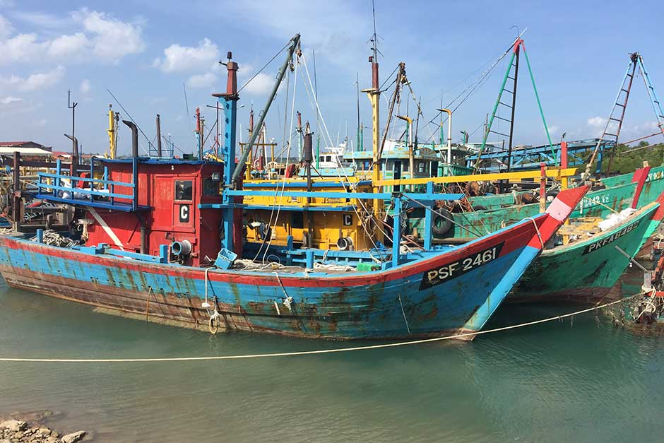 Indonesia nets sustainable fishing support
