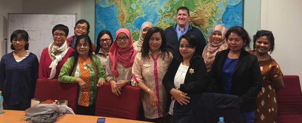 Empowering women for sustainable development of Indonesia's Aquatic Living Resources