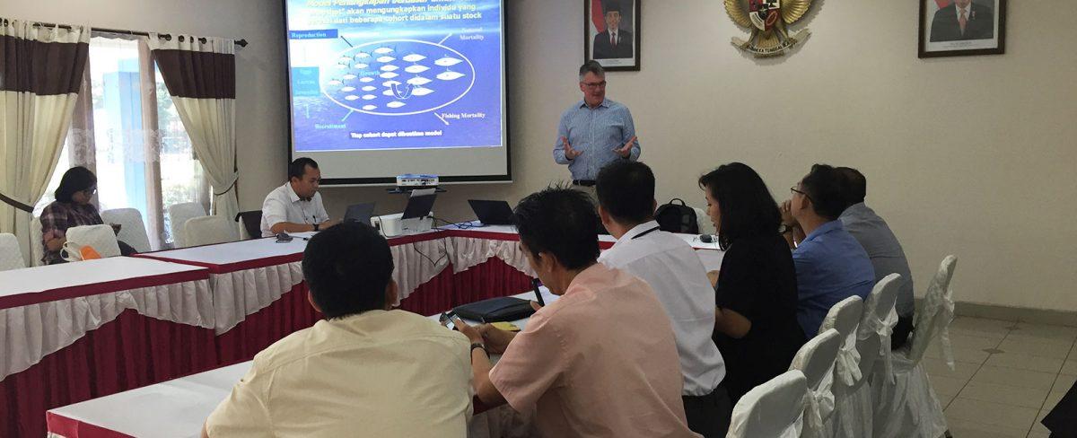 Capacity Building Fisheries Development Indonesia
