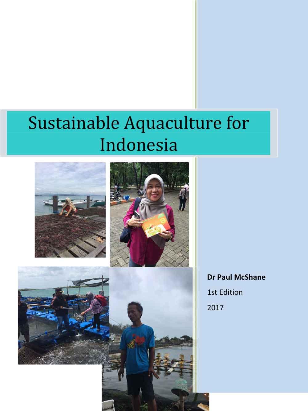Sustainable Aquaculture for Indonesia